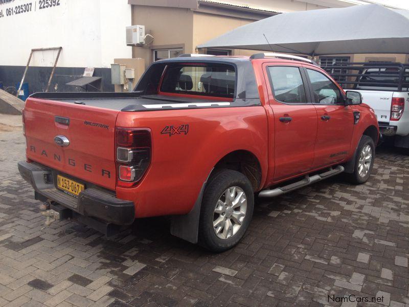 Used Ford Ranger 3 2 Wildtrack 2013 Ranger 3 2 Wildtrack