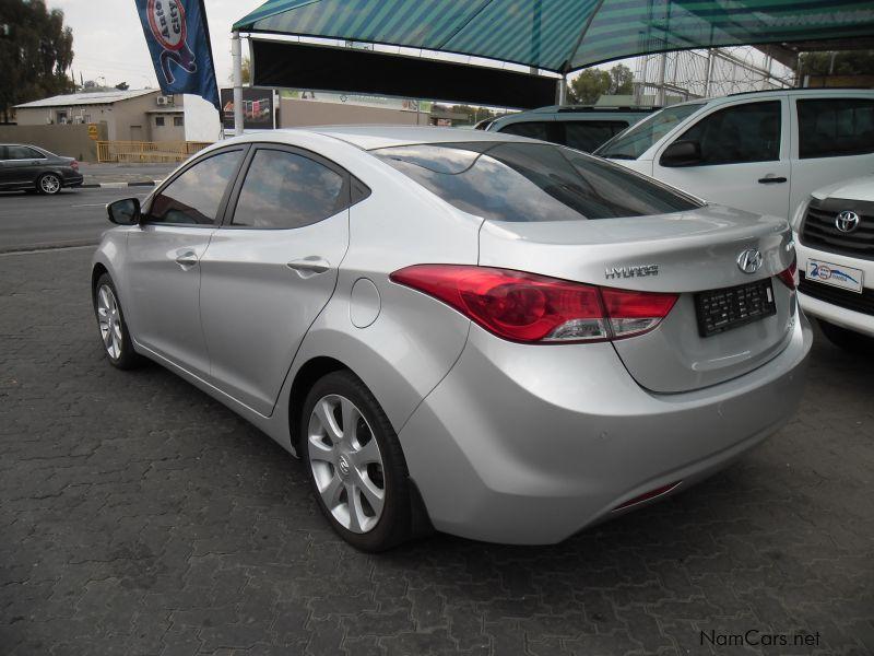 Used Hyundai Elantra 1 8 Gls Executive 2013 Elantra 1 8