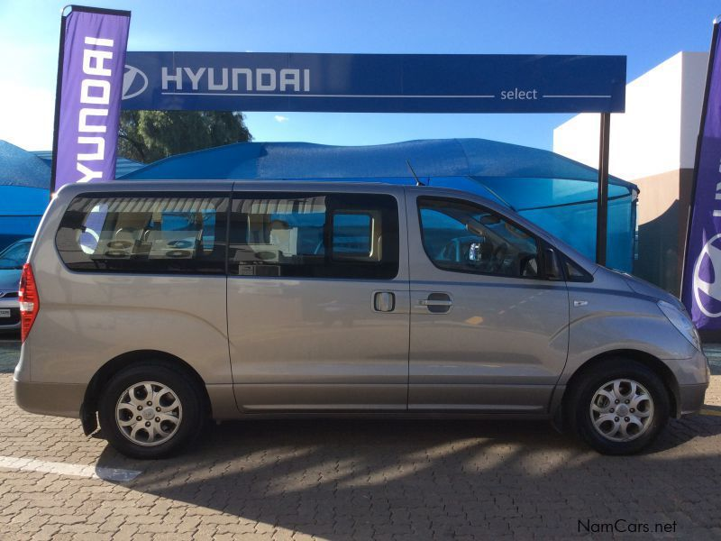 used hyundai h1 2 4 9 seater bus 2013 h1 2 4 9 seater. Black Bedroom Furniture Sets. Home Design Ideas