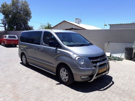 bfc027b28c Hyundai H1 2.5 Diesel A T FWD in Namibia ...