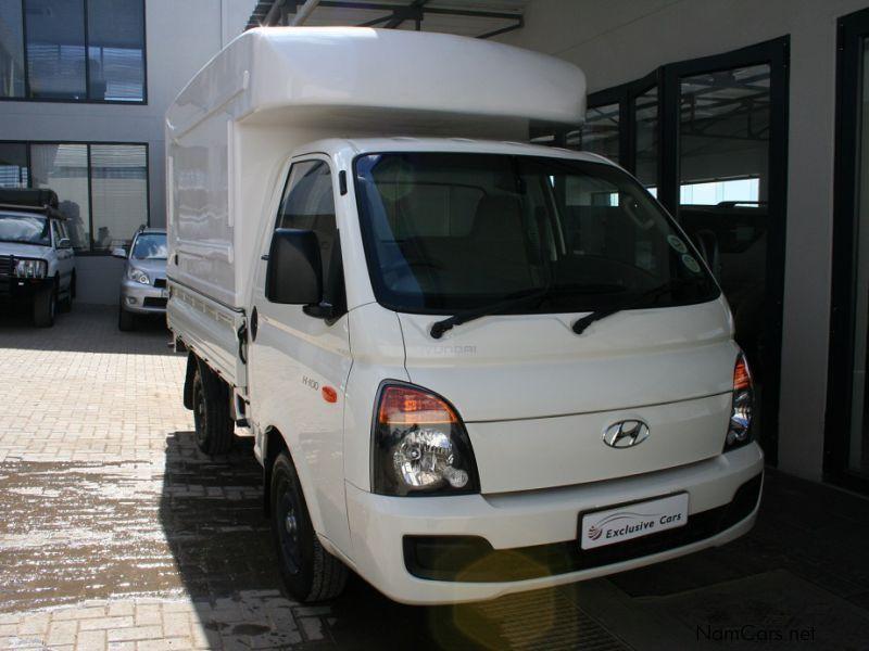 Used Hyundai H100 2 6 Dropside Amp Canopy 2013 H100 2 6