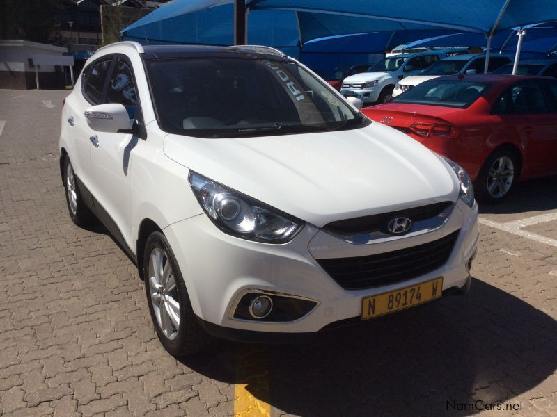 used hyundai ix35 2 0 crdi 4wd elite auto 2013 ix35 2 0 crdi 4wd elite auto for sale. Black Bedroom Furniture Sets. Home Design Ideas