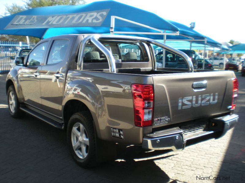 Used Isuzu Kb 300 D Teq 4x4 Lx D Cab Man 2013 Kb 300 D Teq 4x4 Lx D Cab Man For Sale