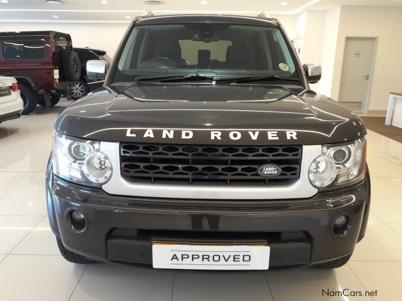 Used Land Rover Discovery 4 3 0 Sdv6 Hse Luxury 2013