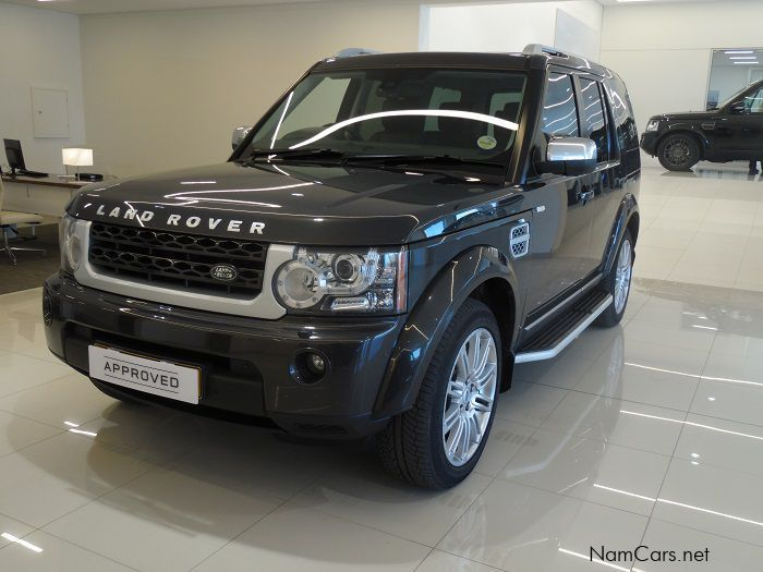 Used Land Rover Discovery 4 3 0 Tdv6 Hse Lux Edition