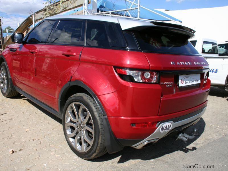used land rover range rover evoque 2 2 sd 4 dynamic 2013 range rover evoque 2 2 sd 4 dynamic. Black Bedroom Furniture Sets. Home Design Ideas