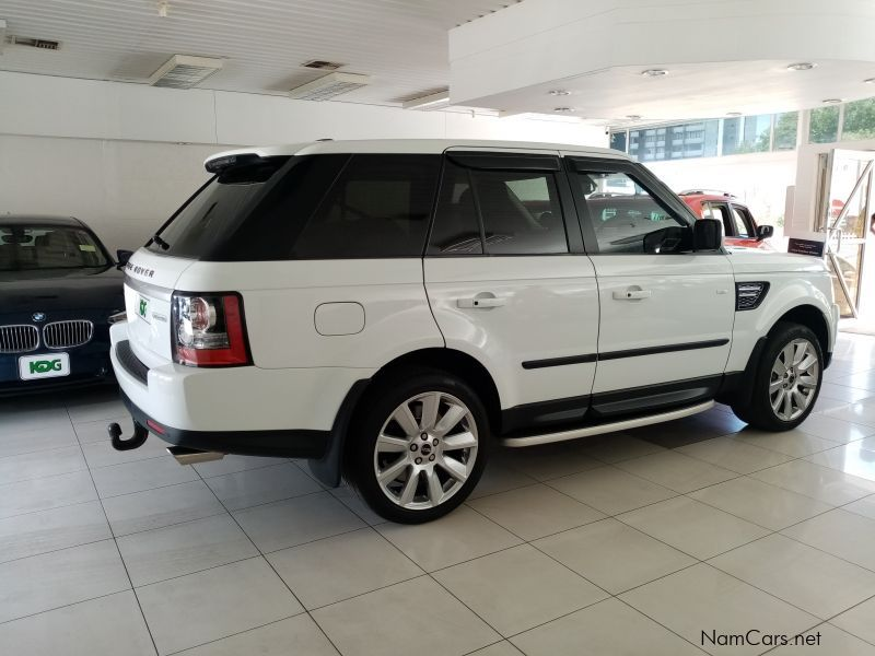 Land Rover Ranger Rover Sport 5.0 V8 Supercharged in Namibia