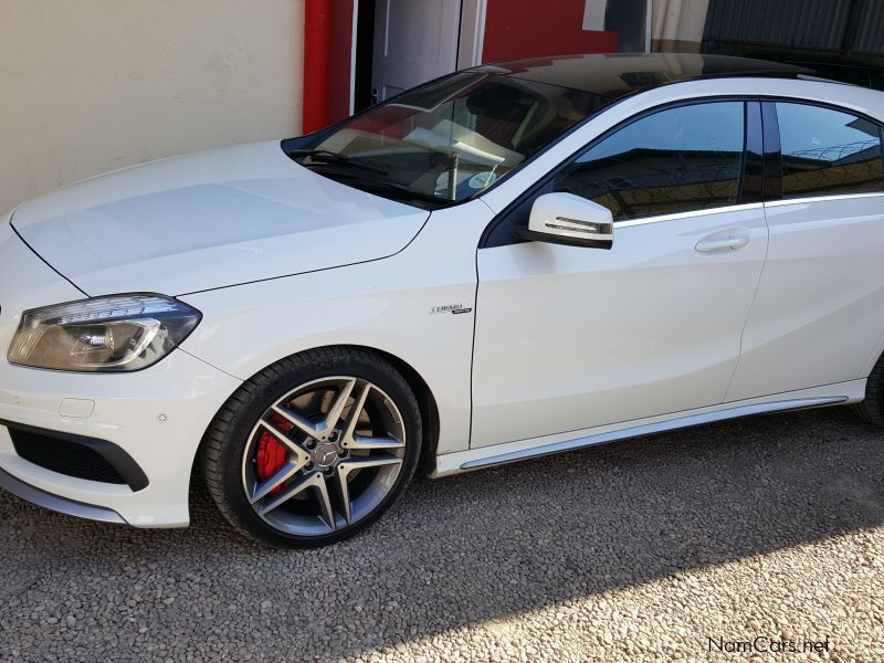Used mercedes benz a45 amg 2013 a45 amg for sale for Mercedes benz a45 amg for sale