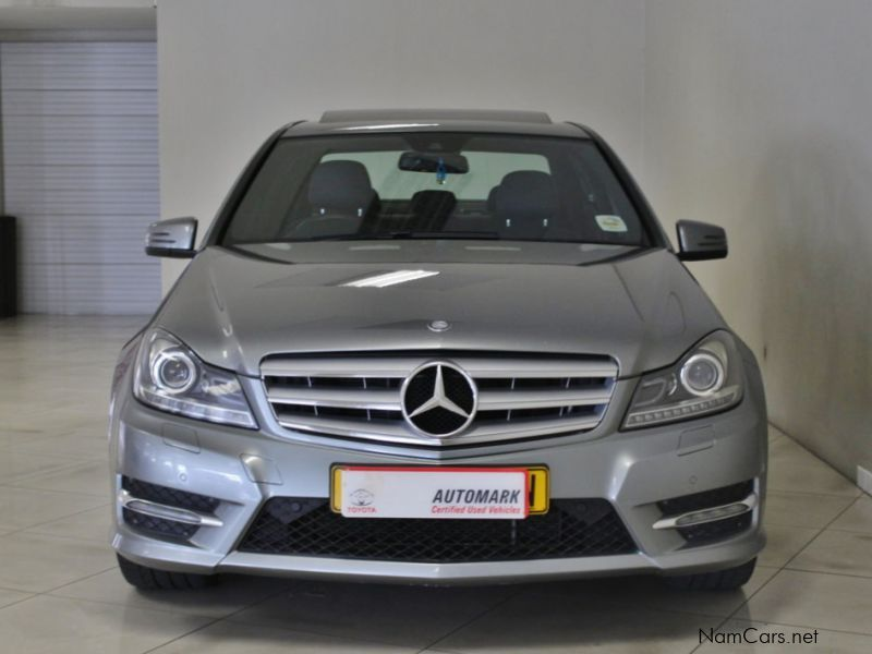 used mercedes benz c 350 amg v6 2013 c 350 amg v6 for sale windhoek mercedes benz c 350 amg. Black Bedroom Furniture Sets. Home Design Ideas
