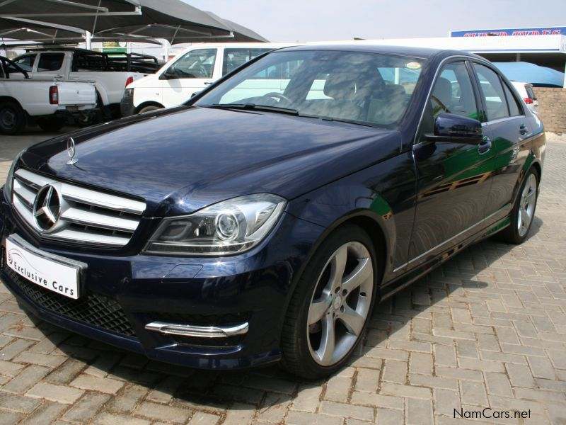 used mercedes benz c200 be avantgarde a t 2013 c200 be. Black Bedroom Furniture Sets. Home Design Ideas