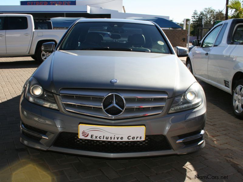 used mercedes benz c200 be avantgarde a t amg 2013 c200. Black Bedroom Furniture Sets. Home Design Ideas