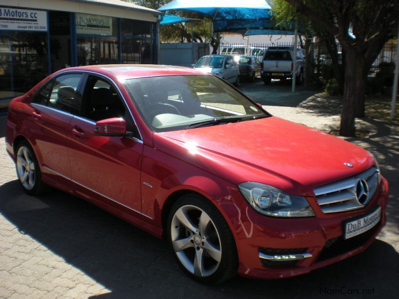 used mercedes benz c200 cdi avantgarde auto 2013 c200 cdi avantgarde auto for sale windhoek. Black Bedroom Furniture Sets. Home Design Ideas