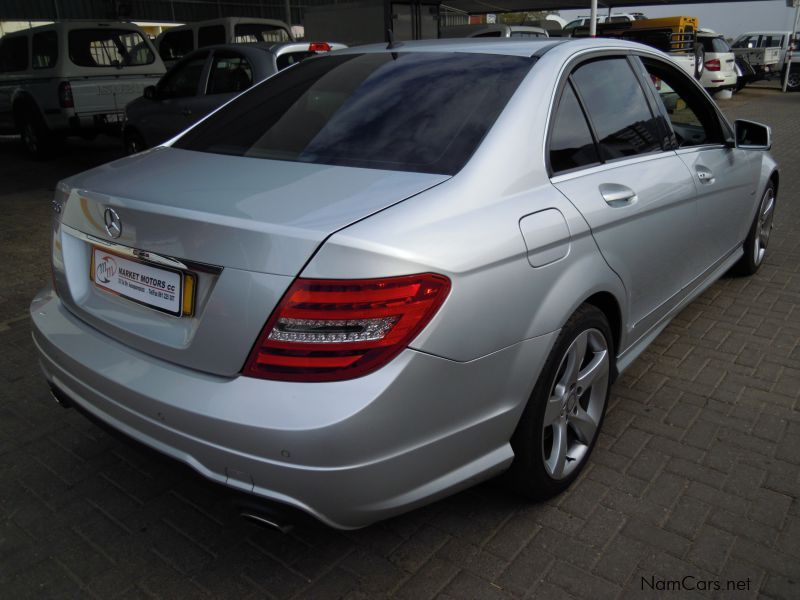 Used Mercedes Benz C300 Amg A T 2013 C300 Amg A T For Sale Windhoek Mercedes Benz C300 Amg A