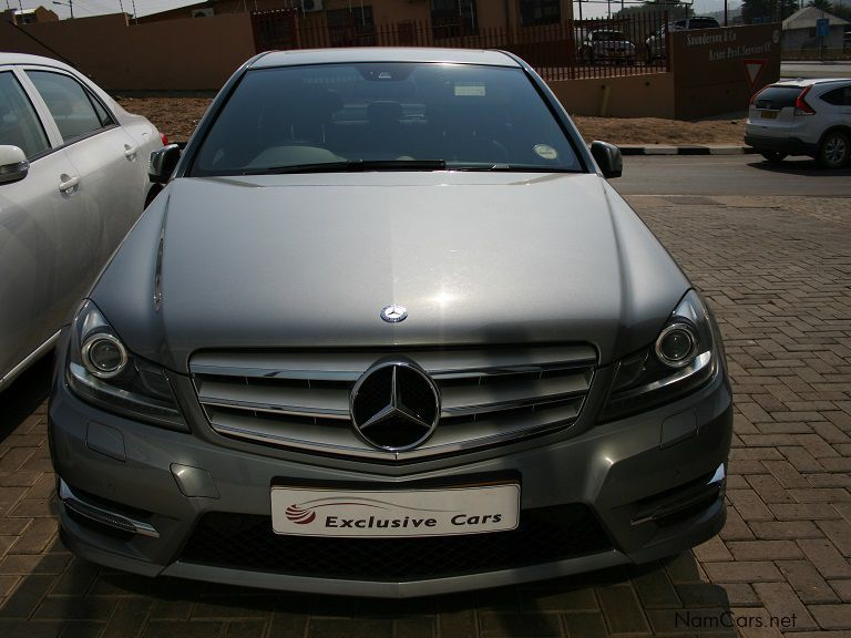 Used Mercedes Benz C350 A T Be Avantgarde 2013 C350 A T