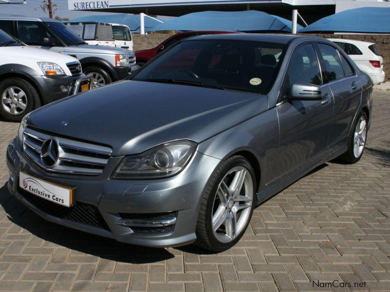 Used Mercedes Benz C350 Amg A T 4 Door 2013 C350 Amg A T