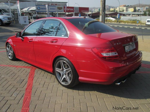 Used mercedes benz c63 amg 2013 c63 amg for sale for Used mercedes benz c63