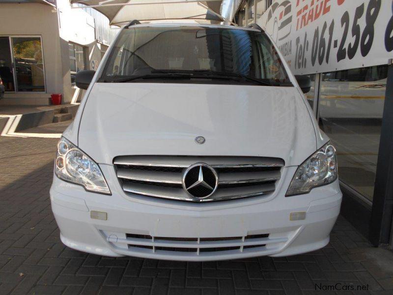 Used mercedes benz vito 122 cdi crewcab sport 2013 vito for Mercedes benz vito for sale