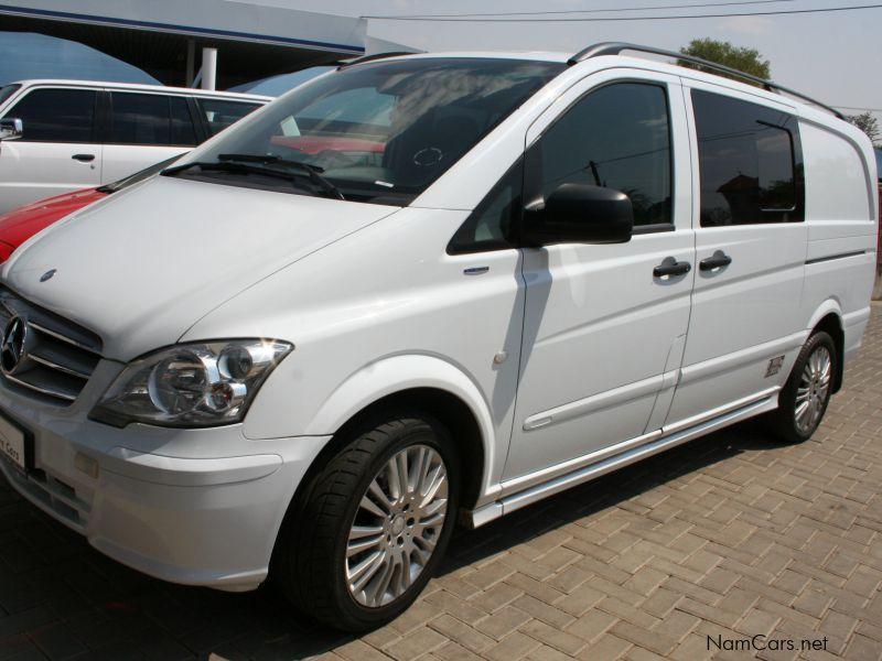 used mercedes benz vito 122 cdi v6 crewbus sport a t 2013 vito 122 cdi v6 crewbus sport a t. Black Bedroom Furniture Sets. Home Design Ideas