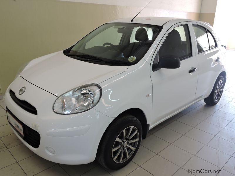 Used Nissan Micra | 2013 Micra for sale | Walvis Bay Nissan Micra ...