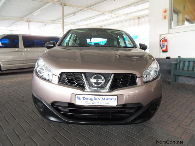 used nissan qashqai 1 6 visia 2013 qashqai 1 6 visia for sale windhoek nissan qashqai 1 6. Black Bedroom Furniture Sets. Home Design Ideas