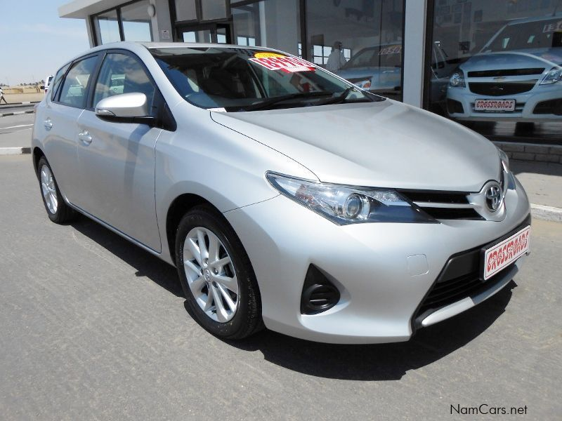 used toyota auris 1 6 x1 2013 auris 1 6 x1 for sale swakopmund toyota auris 1 6 x1 sales. Black Bedroom Furniture Sets. Home Design Ideas