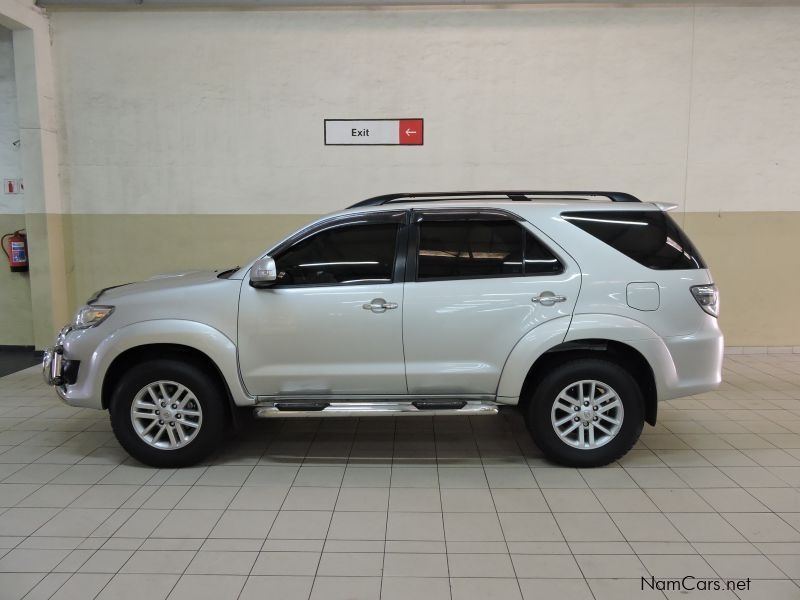 Used Toyota Fortuner 2013 Fortuner For Sale Walvis Bay Toyota Fortuner Sales Toyota