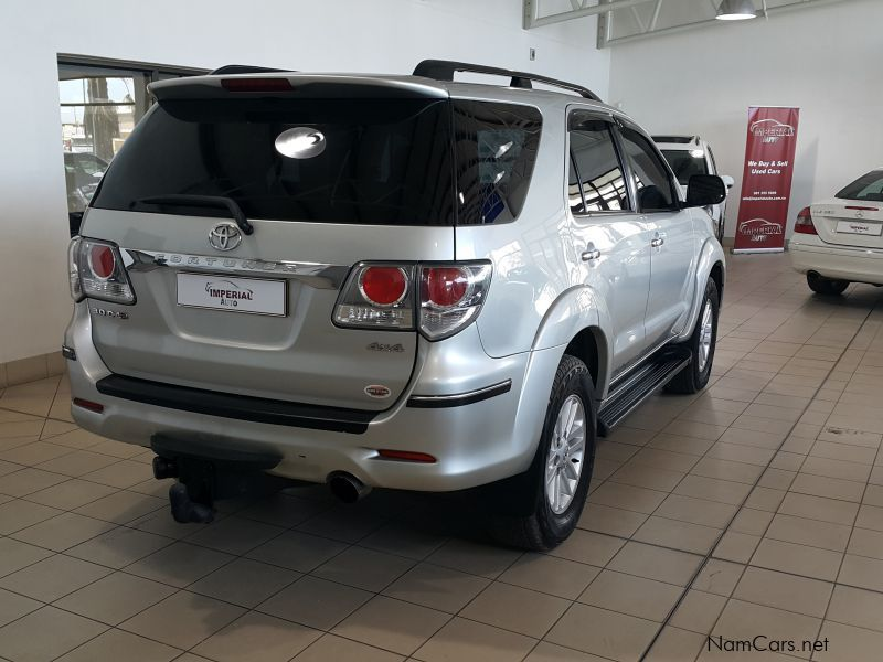 Used Toyota Fortuner 3 0d4d A T 4x4 2013 Fortuner 3 0d4d