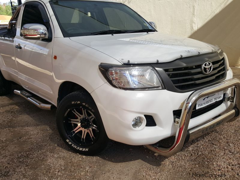 Used Toyota Hilux 2 0 Vvti S 2013 Hilux 2 0 Vvti S For