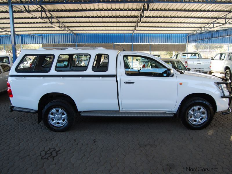 Used Toyota HILUX 2.5 D4D 4X4 | 2013 HILUX 2.5 D4D 4X4 for ...