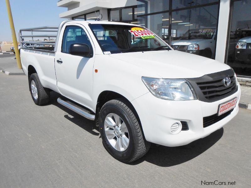 Used Toyota Hilux 2.5 D4D S/C R/B | 2013 Hilux 2.5 D4D S/C ...