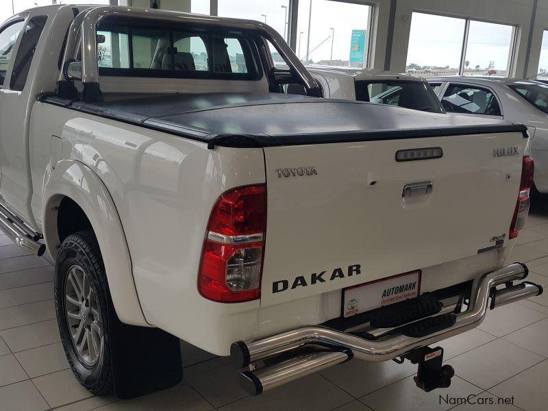 Dakar-styled Hilux returns to SA | Wheels24