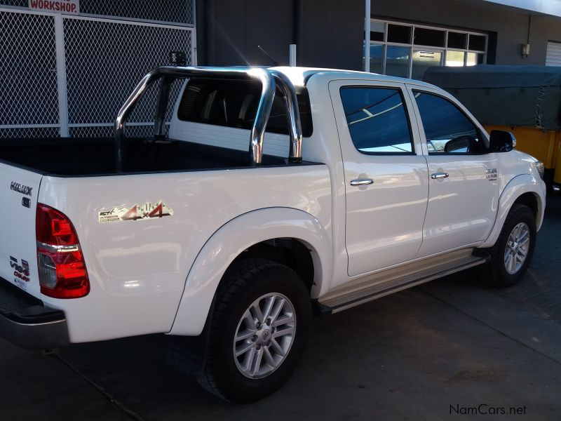 used toyota hilux d4d 4x4 3 0 diesel 2013 hilux d4d 4x4 3 0 diesel for sale okahandja toyota. Black Bedroom Furniture Sets. Home Design Ideas