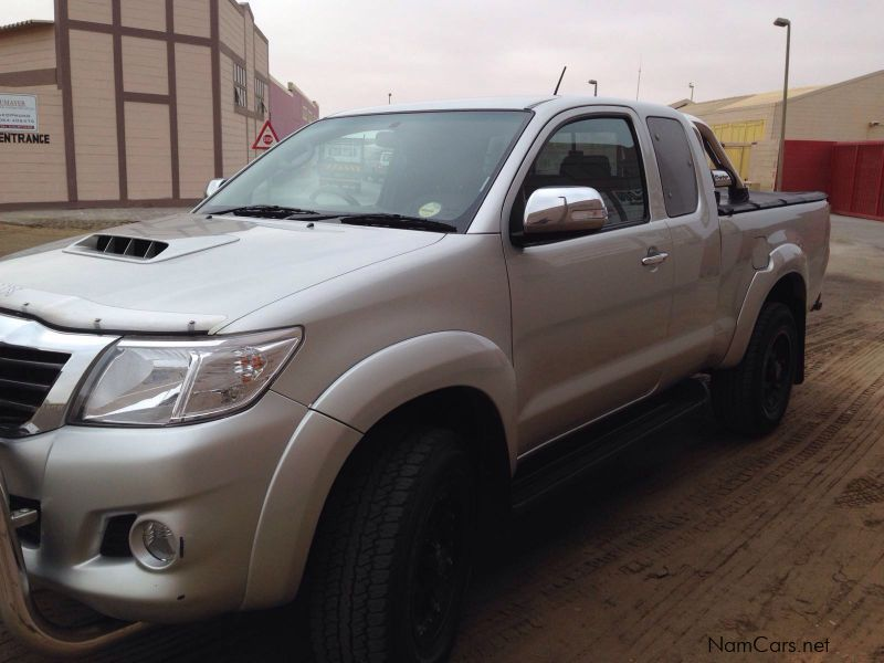 Used Toyota Hilux Extended Cab 4x4 3.0D4D | 2013 Hilux ...
