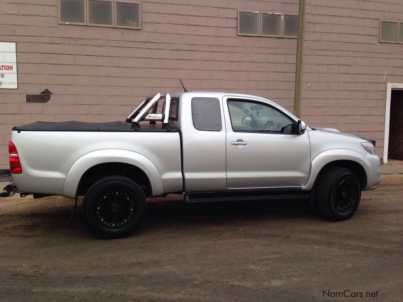 Used Toyota Hilux Extended Cab 4x4 3.0D4D   2013 Hilux ...