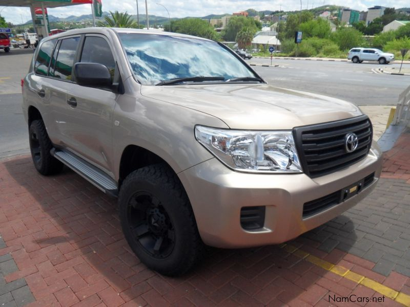 Toyota land cruiser 200 gx | cps africa.