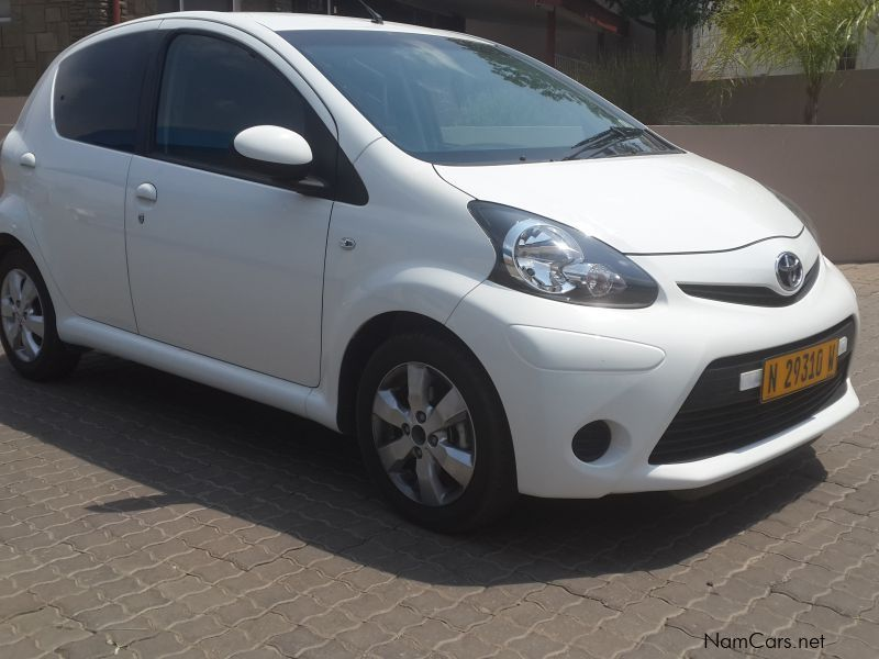 used toyota aygo 2013 aygo for sale windhoek toyota. Black Bedroom Furniture Sets. Home Design Ideas