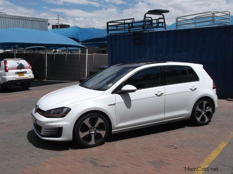 used volkswagen golf vii gti 2 0 tsi dsg 2013 golf vii gti 2 0 tsi dsg for sale windhoek. Black Bedroom Furniture Sets. Home Design Ideas