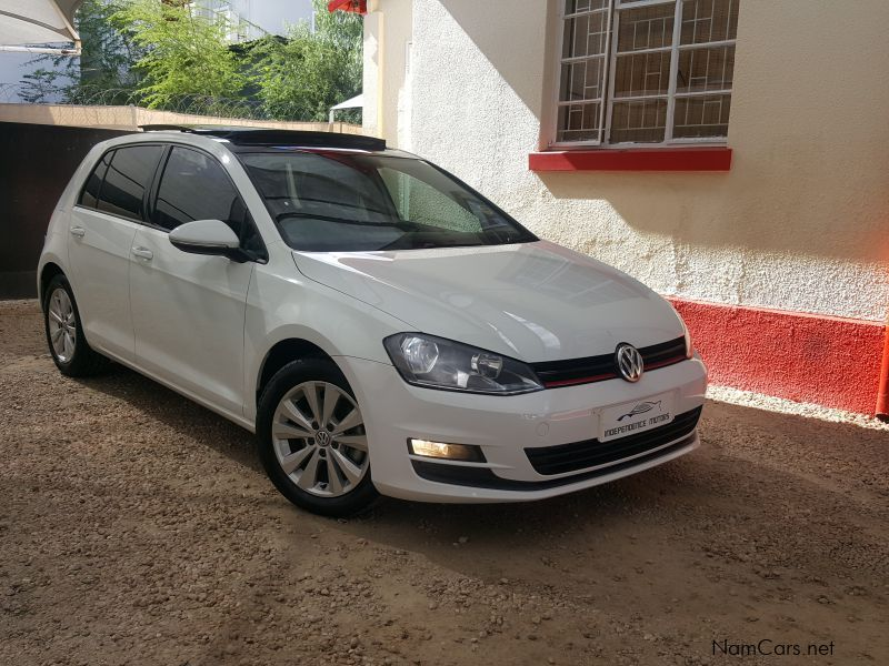 used volkswagen golf 7 1 4tsi comfortline bl 2013 golf 7 1 4tsi comfortline bl for sale. Black Bedroom Furniture Sets. Home Design Ideas