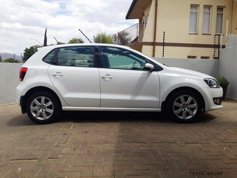 used volkswagen polo 1 4 comfortline 5dr 2013 polo 1 4. Black Bedroom Furniture Sets. Home Design Ideas