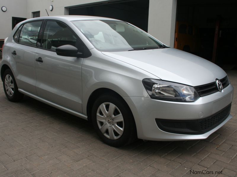 Used Volkswagen Polo 1 4 Manual Tendline 2013 Polo 1 4