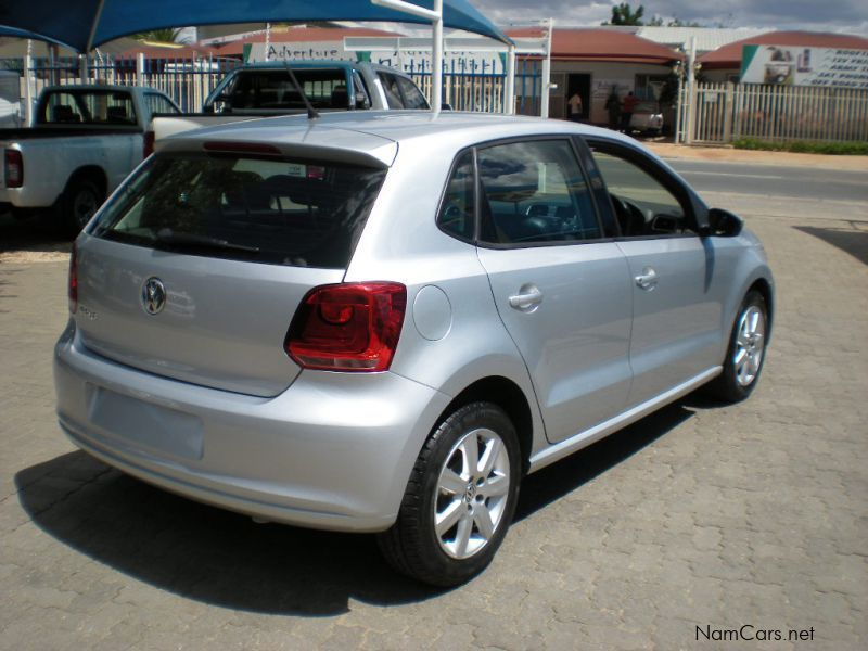 used volkswagen polo comfortline 5dr 2013 polo. Black Bedroom Furniture Sets. Home Design Ideas