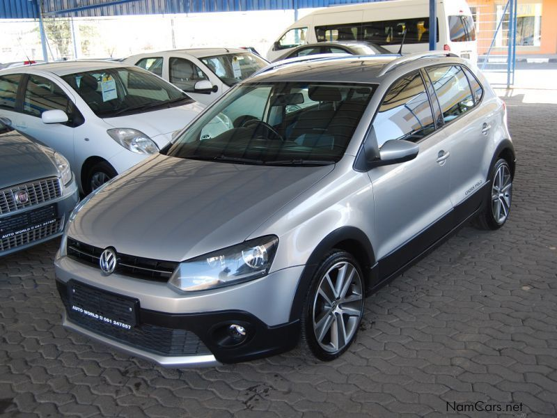 used volkswagen polo cross 1 6 2013 polo cross 1 6 for sale windhoek volkswagen polo cross 1. Black Bedroom Furniture Sets. Home Design Ideas