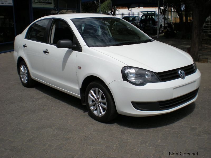 used volkswagen polo vivo trendline sedan 2013 polo vivo trendline sedan for sale. Black Bedroom Furniture Sets. Home Design Ideas
