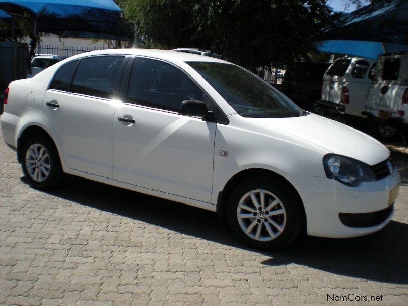 Used Volkswagen Polo Vivo 1.6i Sedan | 2013 Polo Vivo 1.6i Sedan for sale | Windhoek Volkswagen ...