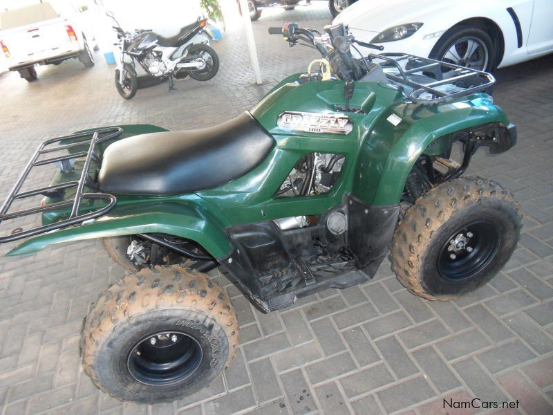 Yfz  Trade For Yamaha Grizzly