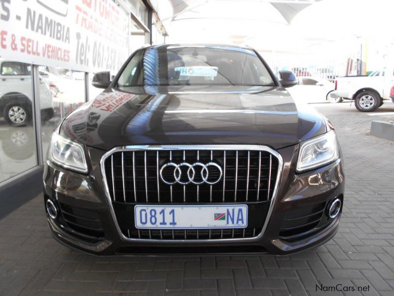 used audi q5 3 0 tdi se quattro stronic 2014 q5 3 0 tdi se quattro stronic for sale windhoek. Black Bedroom Furniture Sets. Home Design Ideas