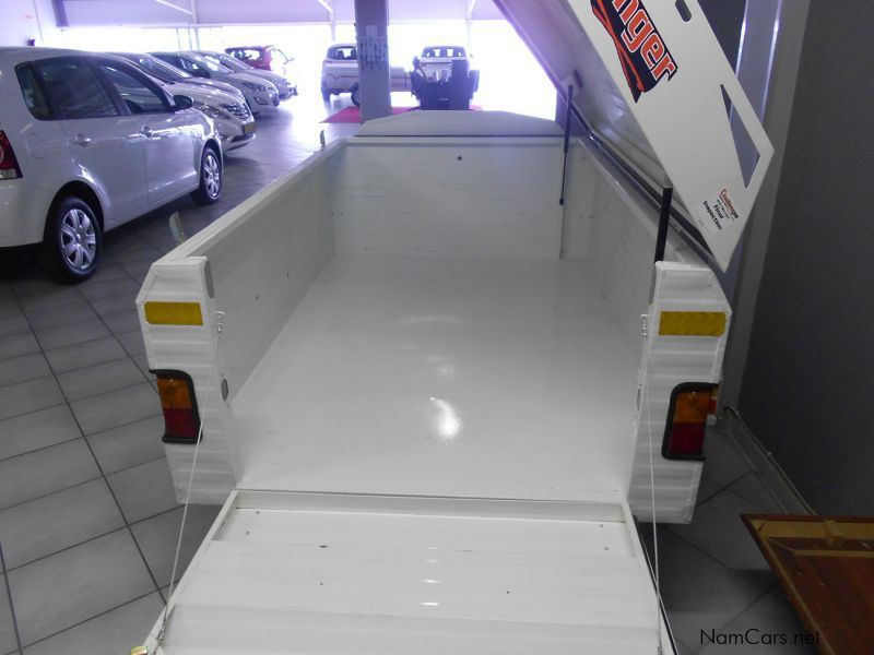 Used Challenger trailers 650 Luggage Trailer