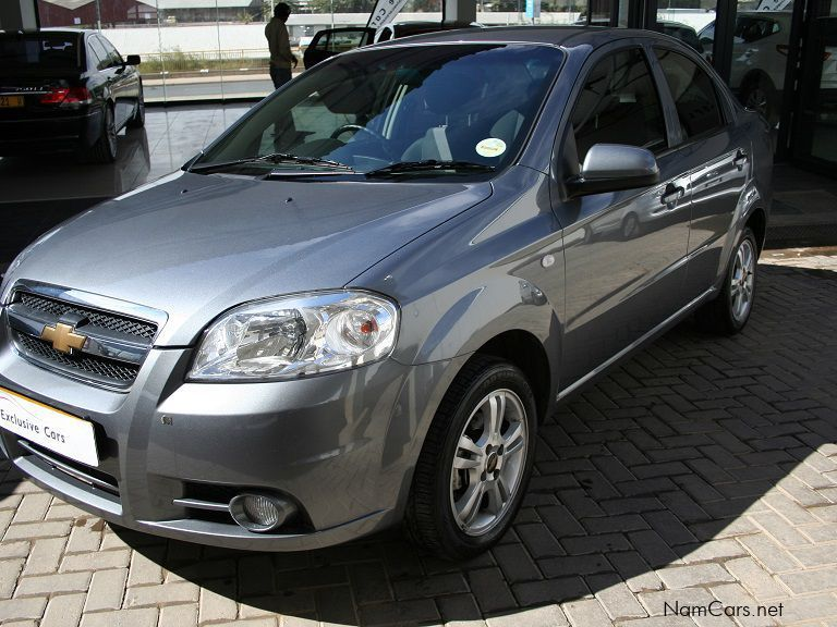 Used Chevrolet Aveo 16 Ls Manual 2014 Aveo 16 Ls Manual For
