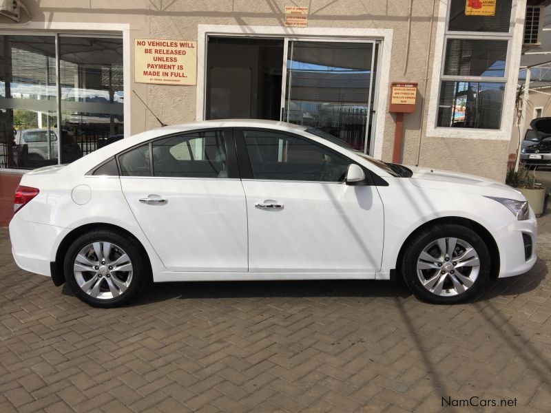 Used Chevrolet CRUZE 2 0D LT