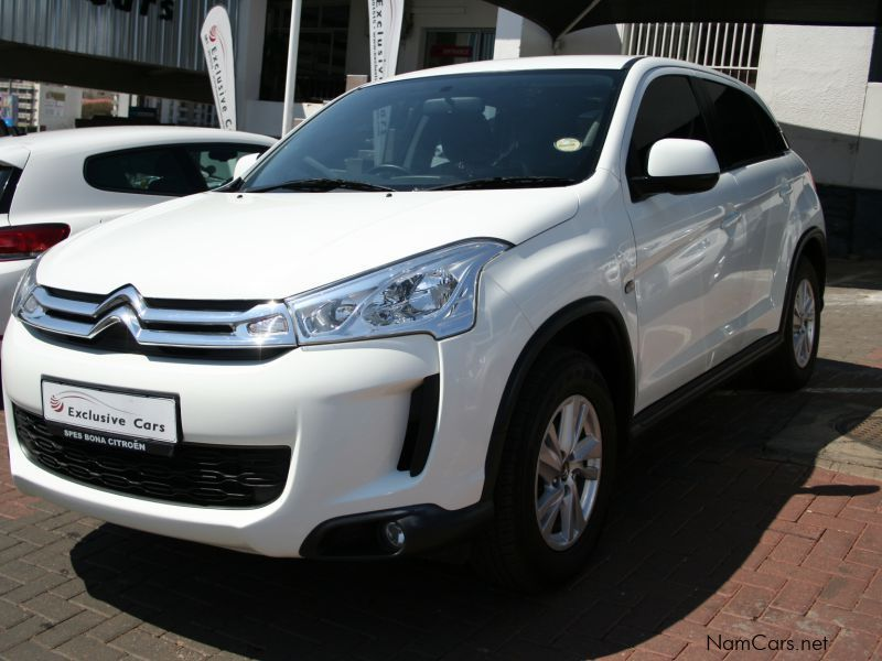 used citroen c4 aircross 2 0 attraction man 2014 c4 aircross 2 0 attraction man for sale. Black Bedroom Furniture Sets. Home Design Ideas